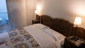 Select Comfort beds, individually furnished, desk, laptop workspace