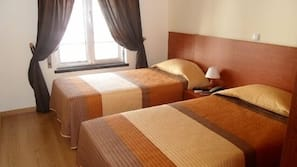 In-room safe, individually decorated, rollaway beds, free WiFi