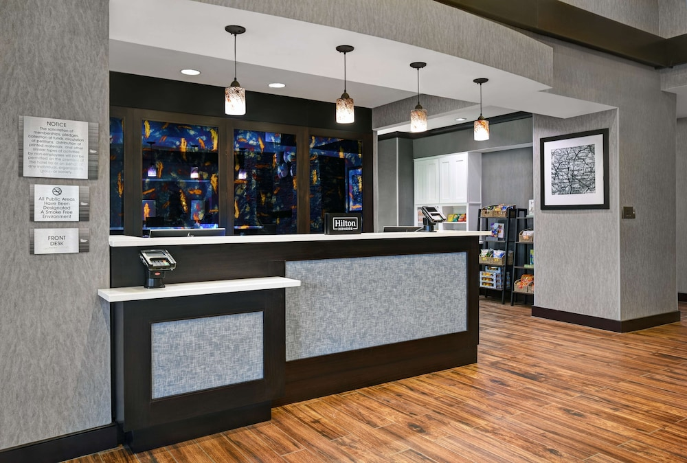 Reception, Homewood Suites by Hilton Doylestown