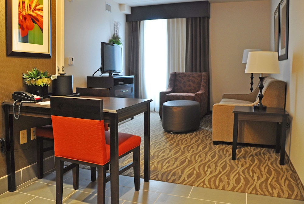 Living Area, Homewood Suites by Hilton Doylestown