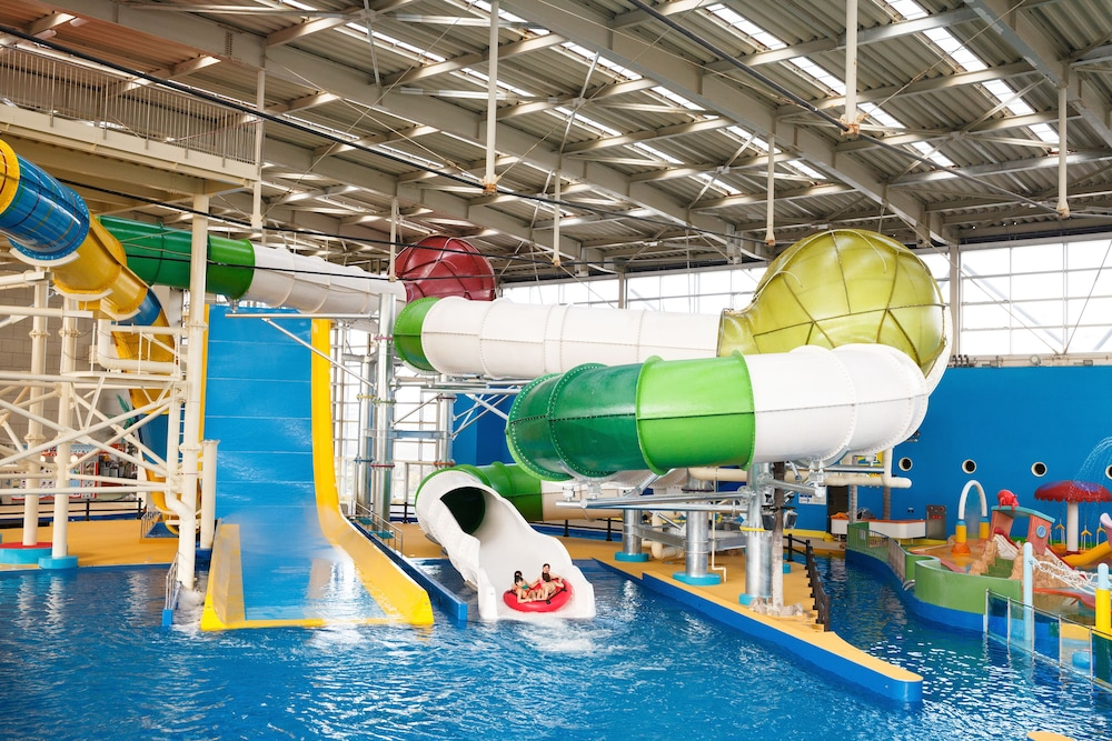 Water Park, Spa World