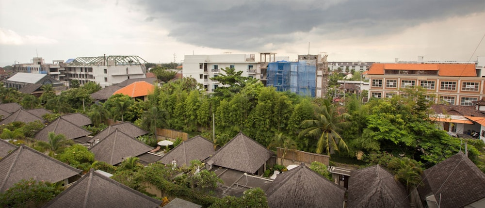 City View from Property, L Hotel Seminyak