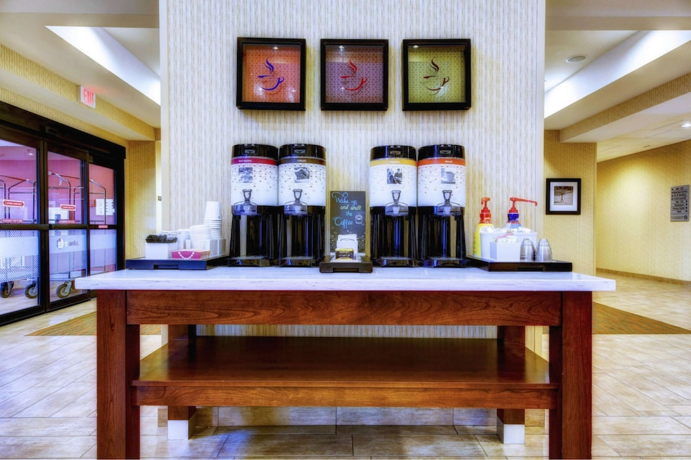 Coffee Shop, Hampton Inn & Suites Harrisburg/North, PA