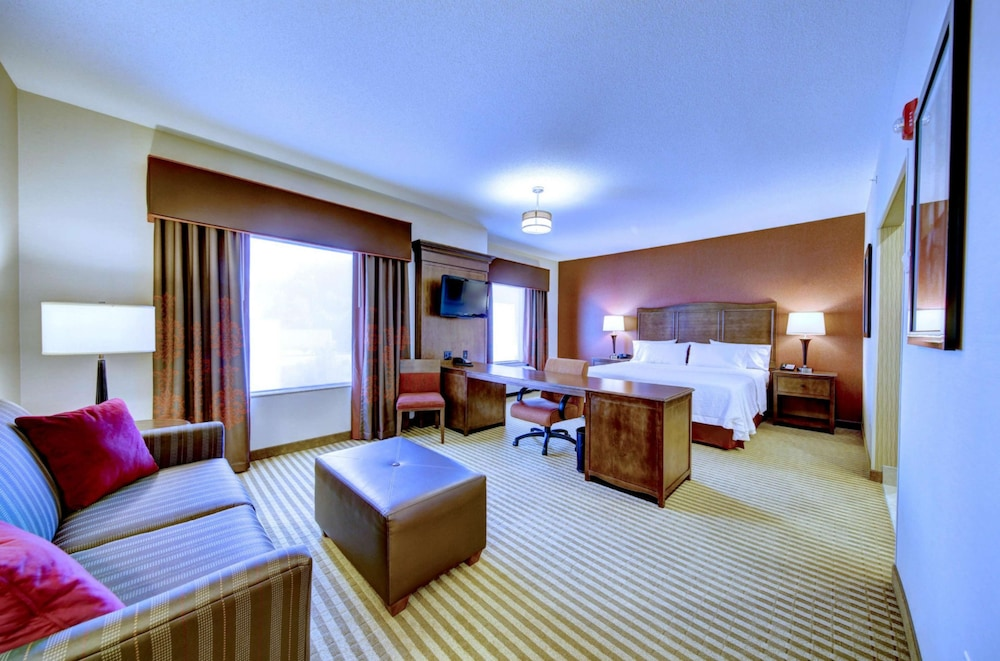 Room, Hampton Inn & Suites Harrisburg/North, PA