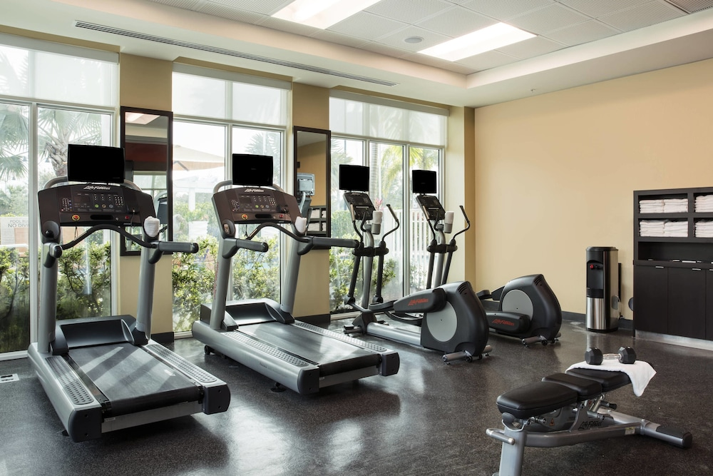 Fitness Facility, Courtyard by Marriott Miami Homestead