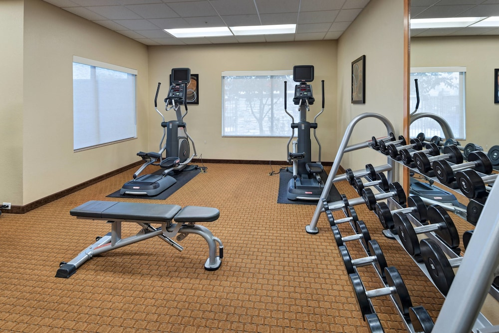 Fitness Facility, TownePlace Suites Albuquerque North
