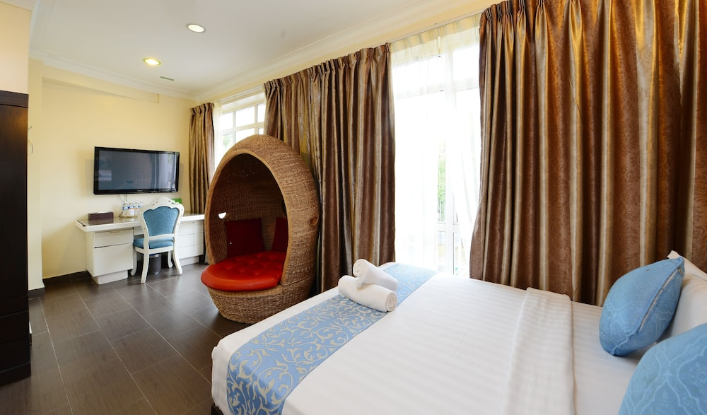Hotel de art section 7 shah alam kuala lumpur malaisie for Chambre 507 avis