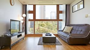Individually furnished, blackout curtains, free WiFi