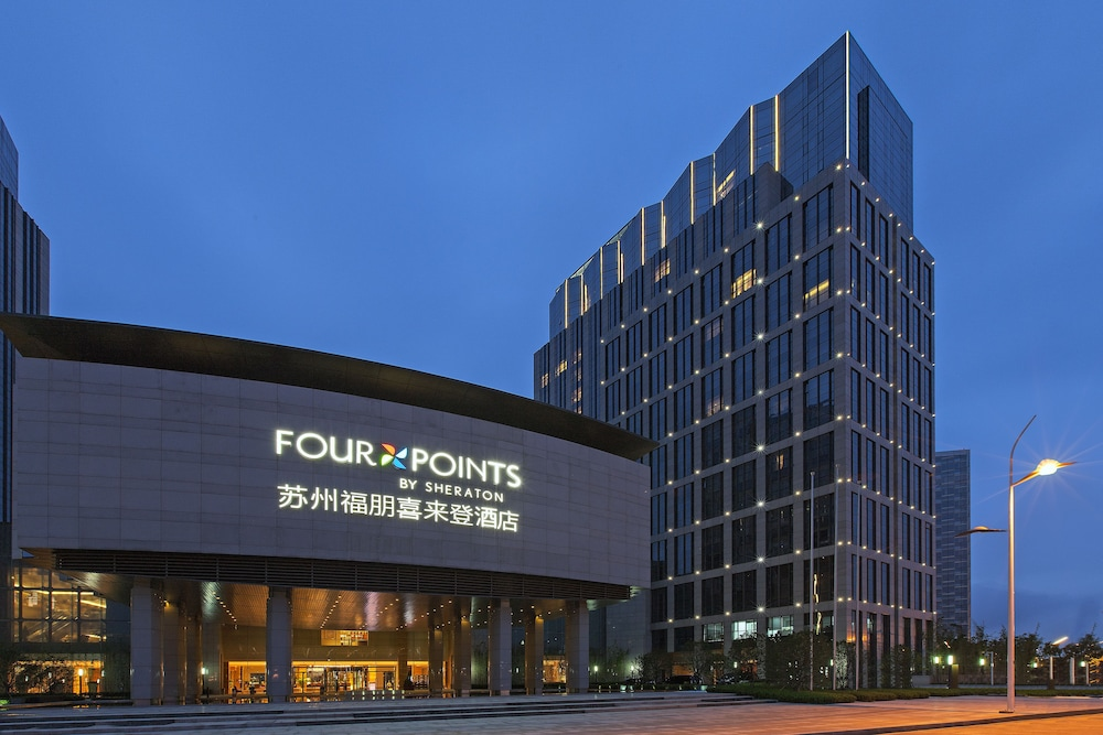 Featured Image, Four Points by Sheraton Suzhou
