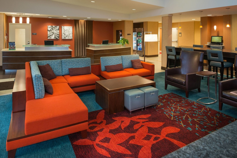 Lobby, Residence Inn by Marriott Springfield South