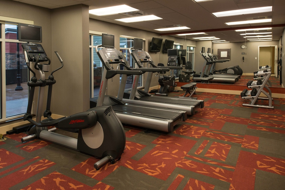 Fitness Facility, Residence Inn by Marriott Springfield South