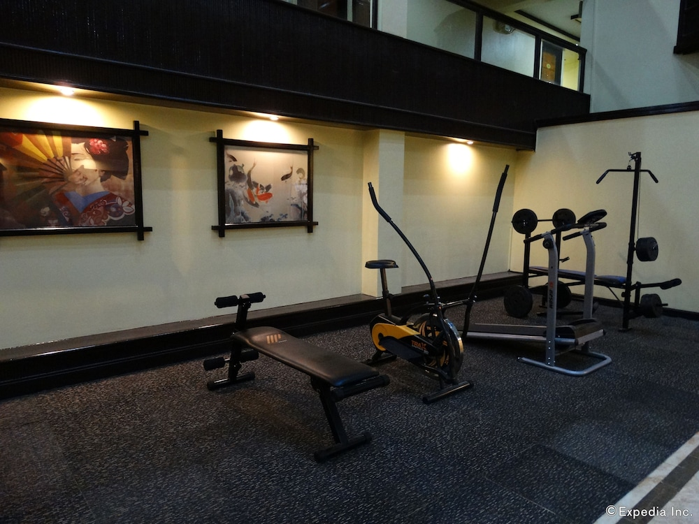 Gym, Hotel Sogo Malate