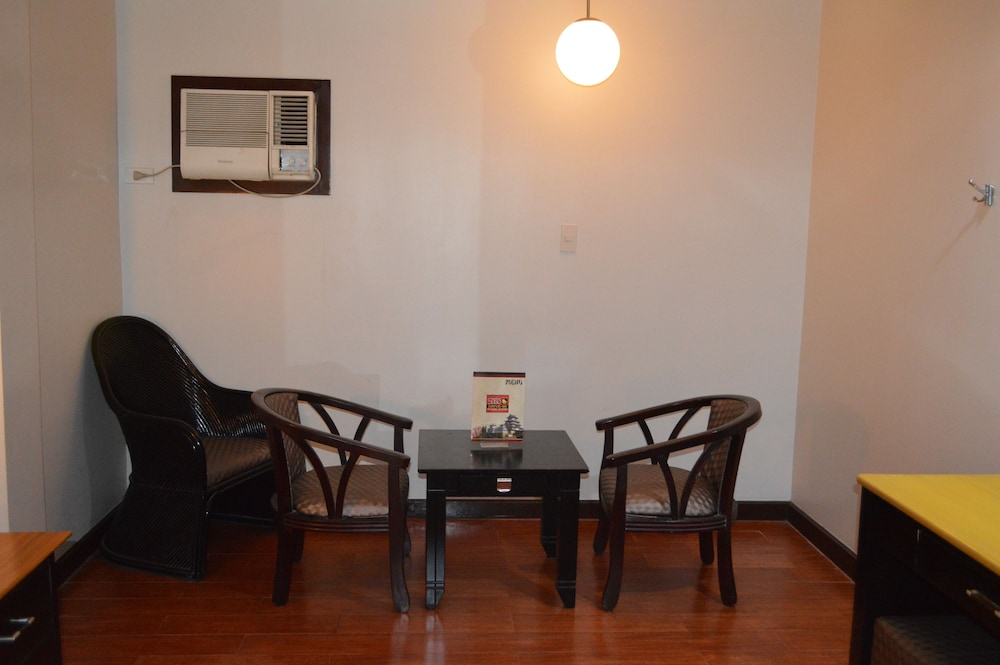 Living Area, Hotel Sogo Malate