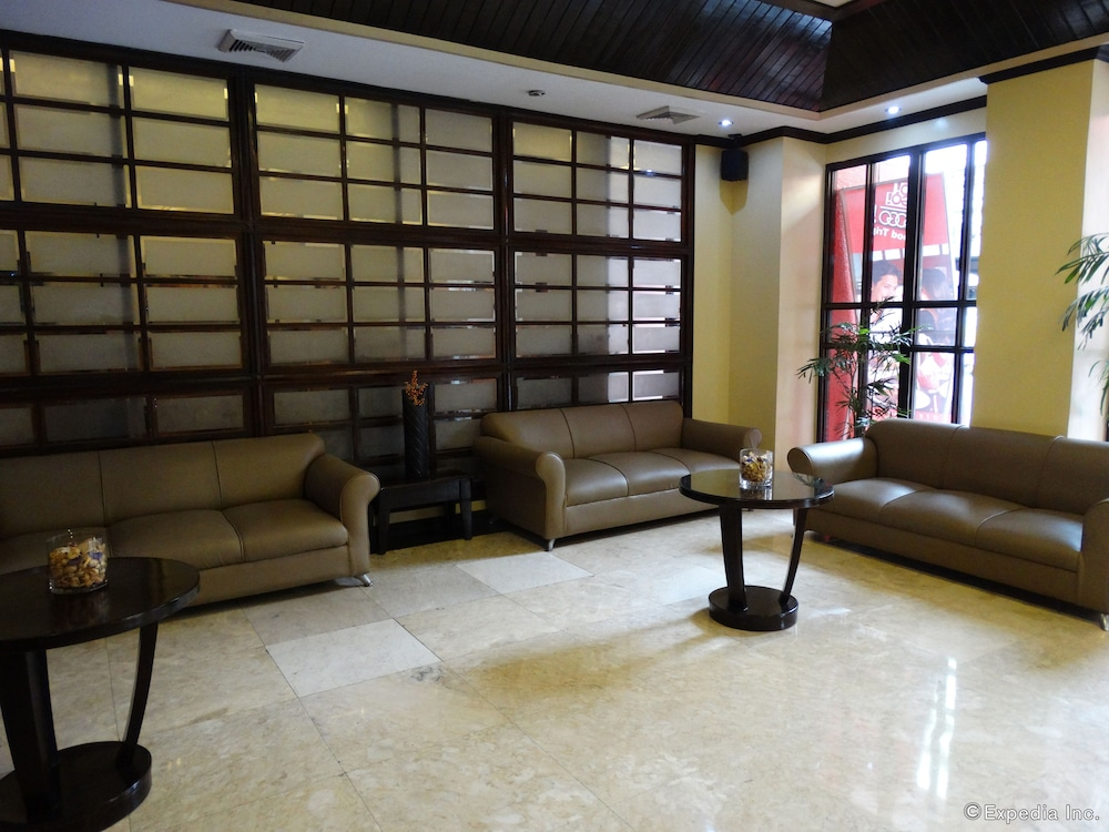 Lobby Sitting Area, Hotel Sogo Malate