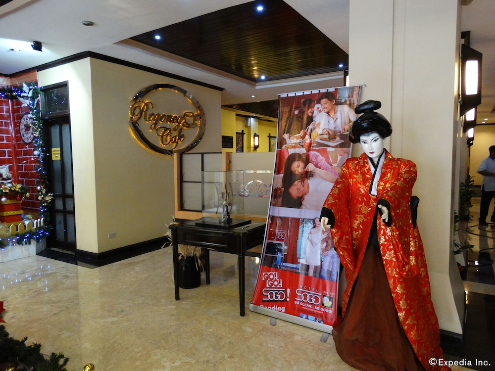 Interior, Hotel Sogo Malate