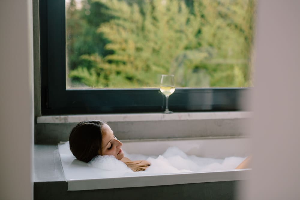 Jetted Tub, Quinta dos Machados - Nature, Love and Relax