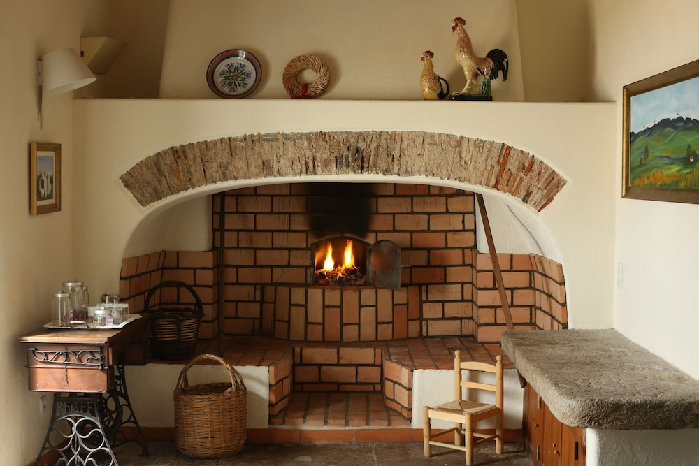 Fireplace, Quinta dos Machados - Nature, Love and Relax