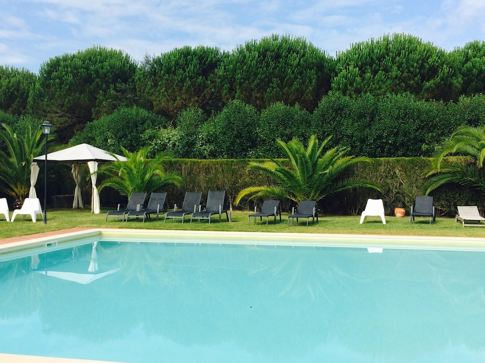 Outdoor Pool, Quinta dos Machados - Nature, Love and Relax
