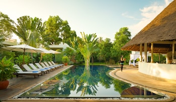 Krong, Siem Reap, Cambodia.