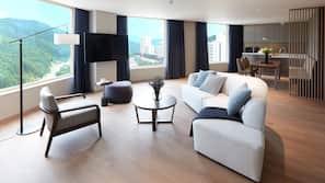 각각 다른 스타일의 객실, 각각 다르게 가구가 비치된 객실, 무료 WiFi, 침대 시트