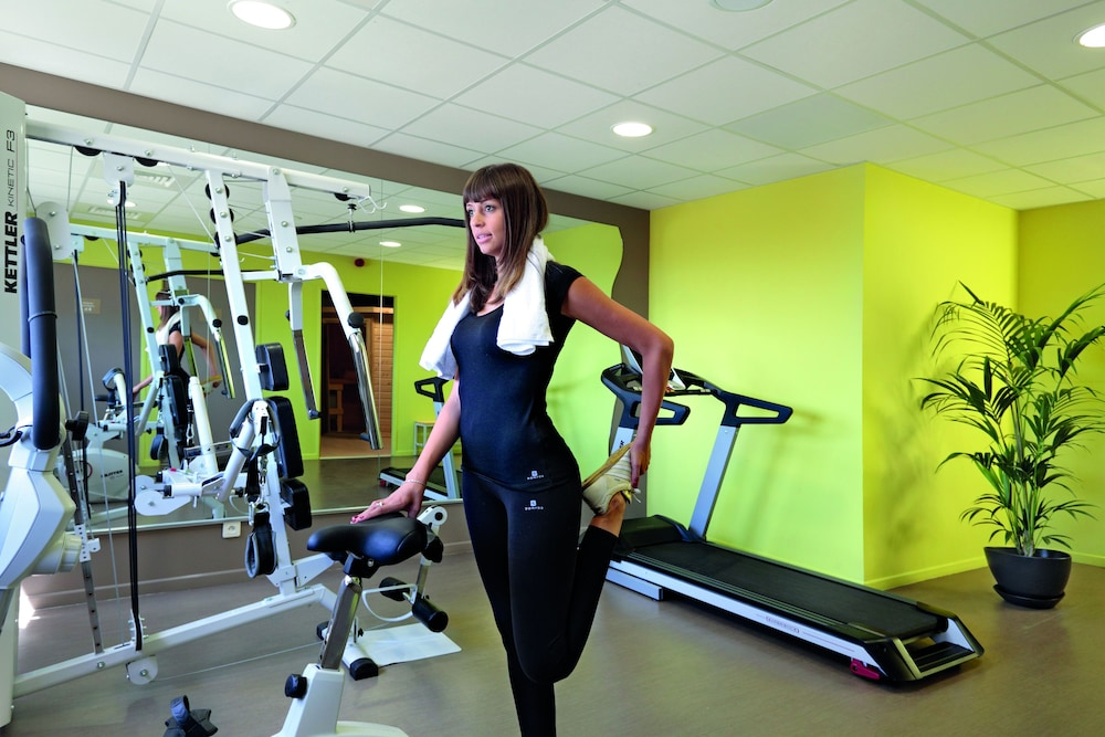 Appart city confort montpellier mill naire montpellier - Salle de sport port marianne montpellier ...