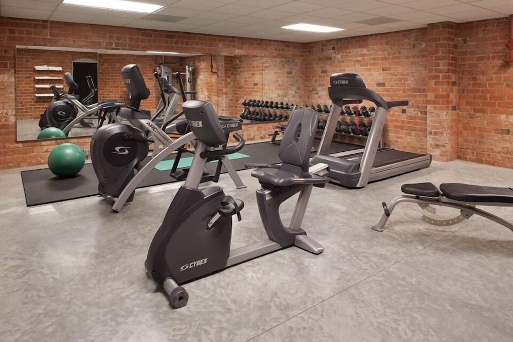 Fitness Facility, St Paul Hotel Wooster