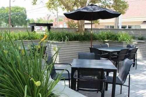 Terrace/Patio, St Paul Hotel Wooster