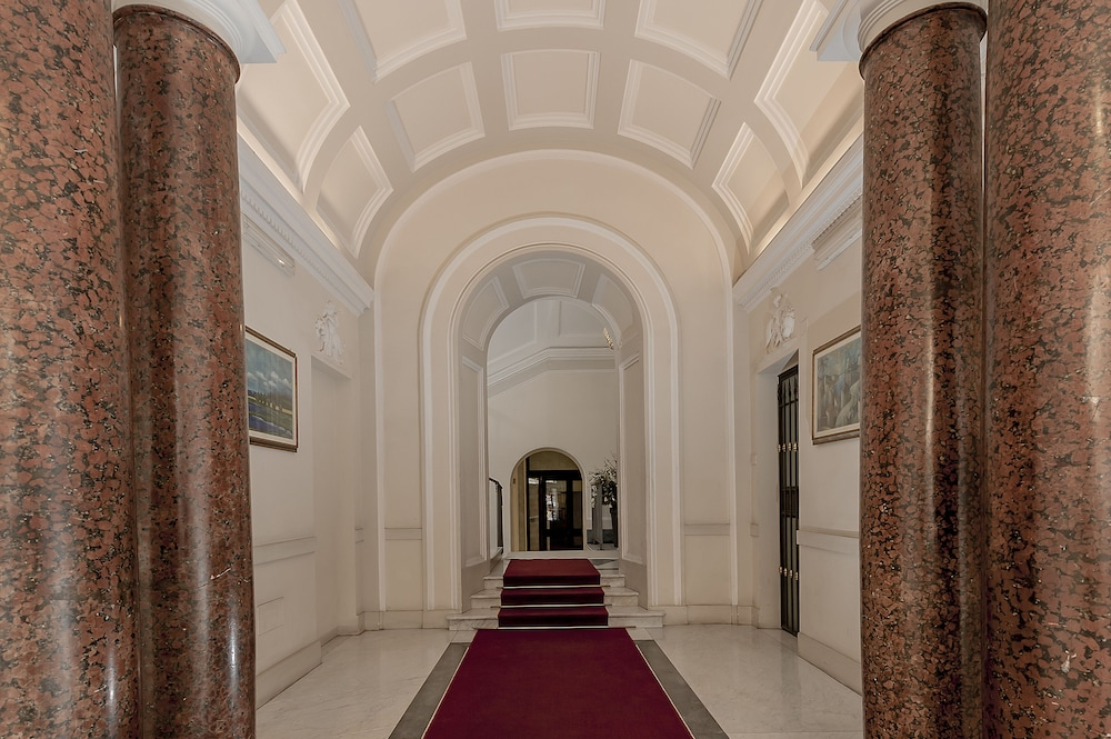 Interior Entrance, Demetra Hotel