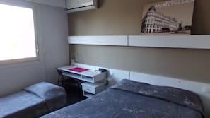 Matelas Select Comfort, coffre-forts dans les chambres