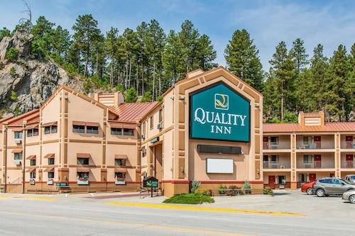 Quality Inn Keystone near Mount Rushmore
