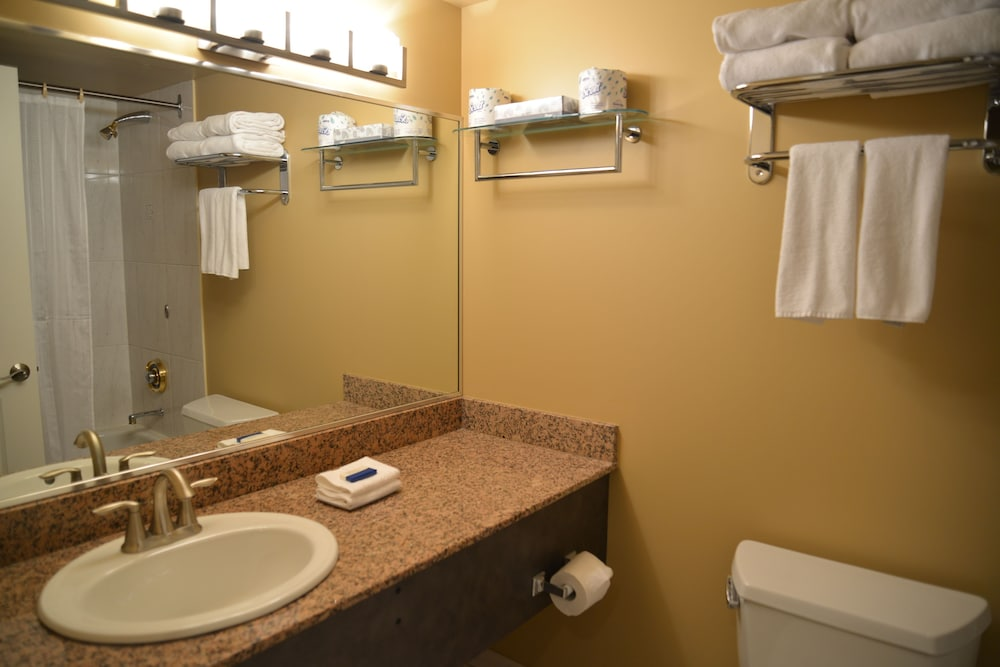 Bathroom, Rosedale Condominiums