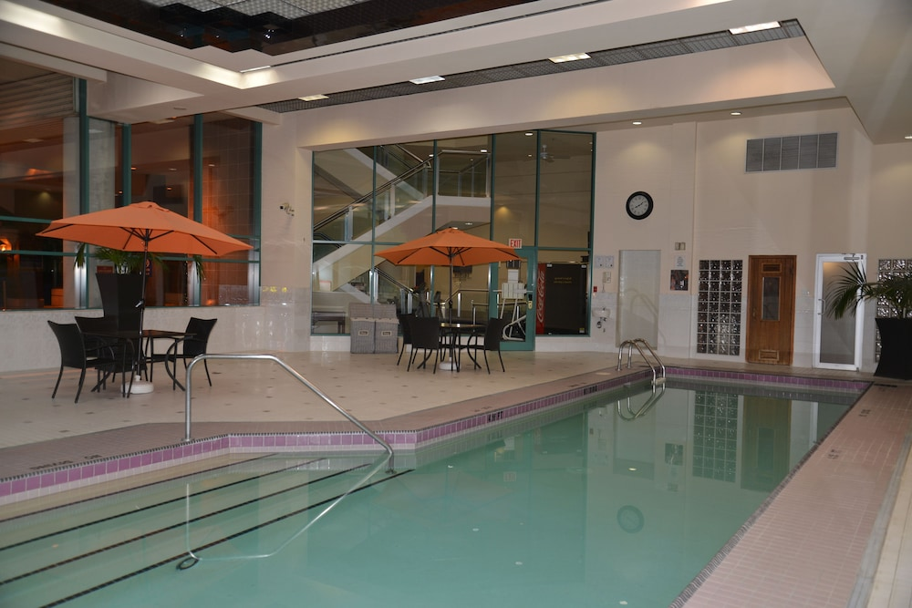 Indoor Pool, Rosedale Condominiums
