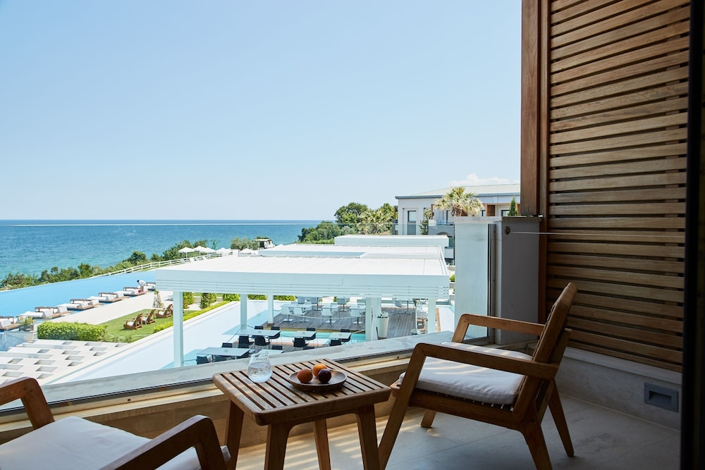 View from Room, Cavo Olympo Luxury Hotel & Spa - Adults Only