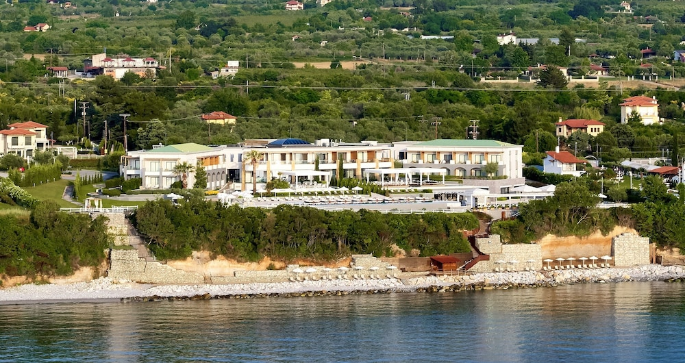 Front of Property, Cavo Olympo Luxury Hotel & Spa - Adults Only