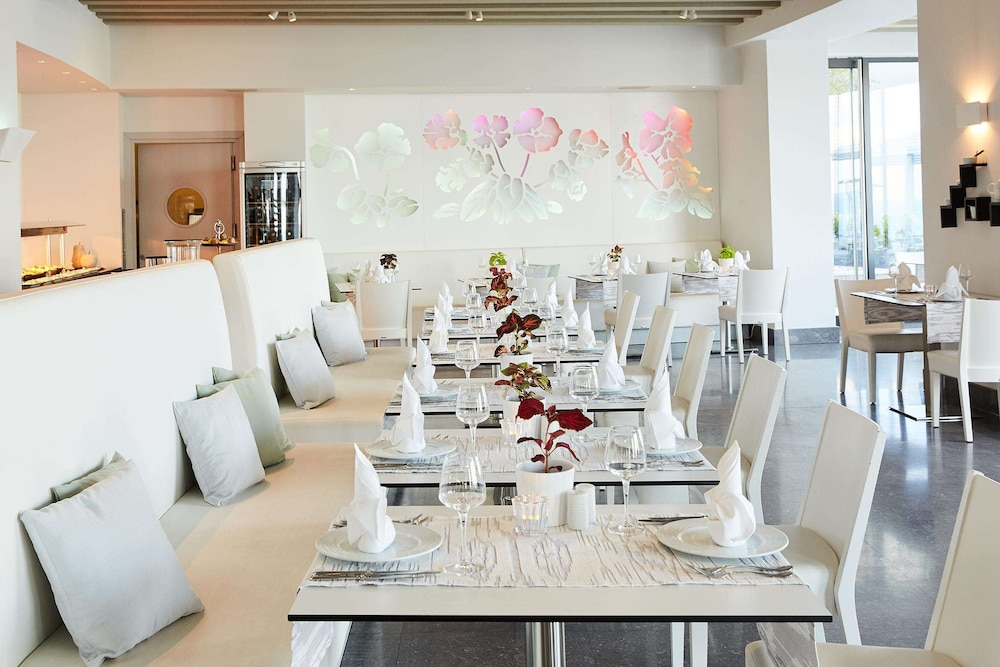 Restaurant, Cavo Olympo Luxury Hotel & Spa - Adults Only
