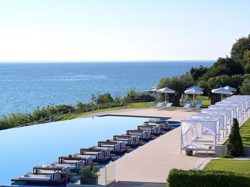 Sundeck, Cavo Olympo Luxury Hotel & Spa - Adults Only