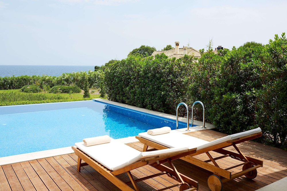 Outdoor Pool, Cavo Olympo Luxury Hotel & Spa - Adults Only