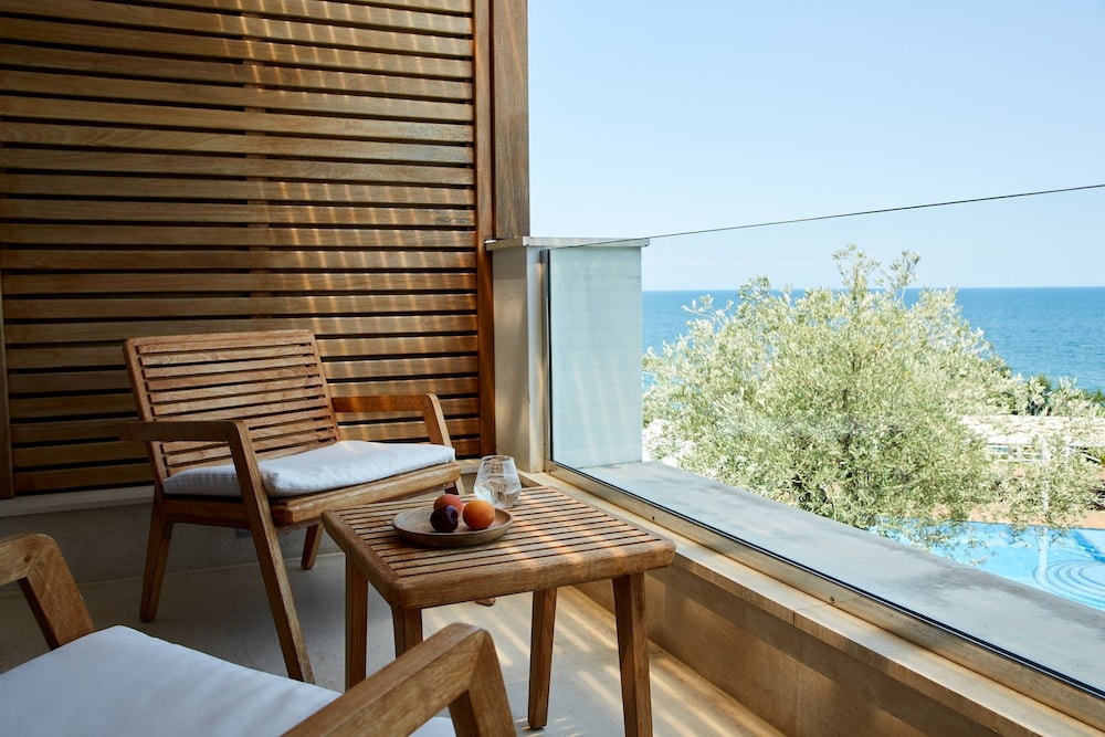 Beach/Ocean View, Cavo Olympo Luxury Hotel & Spa - Adults Only