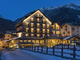 Hotel Sant'Orso - Mountain Lodge & Spa