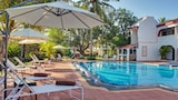 Longuinhos Beach Resort - Colva Hotels
