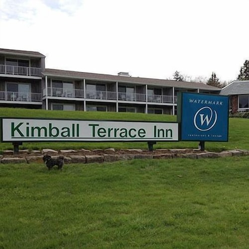 Exterior, Kimball Terrace Inn Northeast Harbor