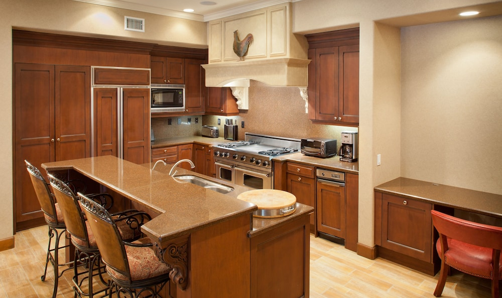 Private Kitchen, Bluegreen Vacations Big Bear Village, Ascend Resort Collection