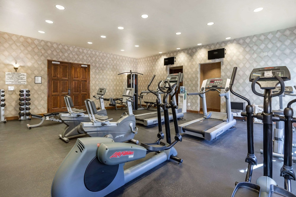 Fitness Facility, Bluegreen Vacations Big Bear Village, Ascend Resort Collection
