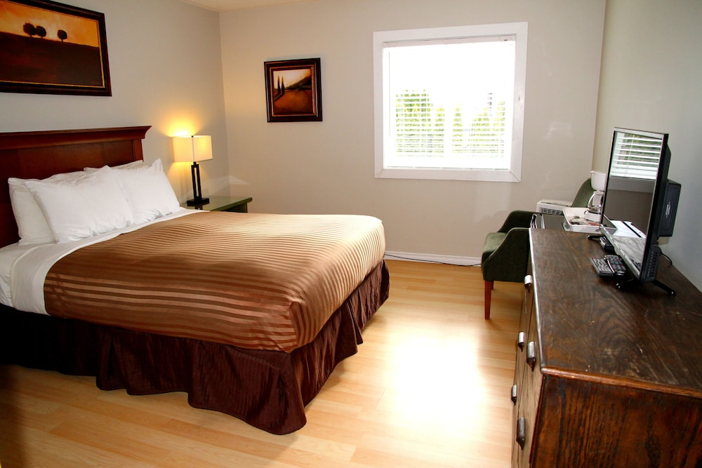 Room, Hotel Squamish