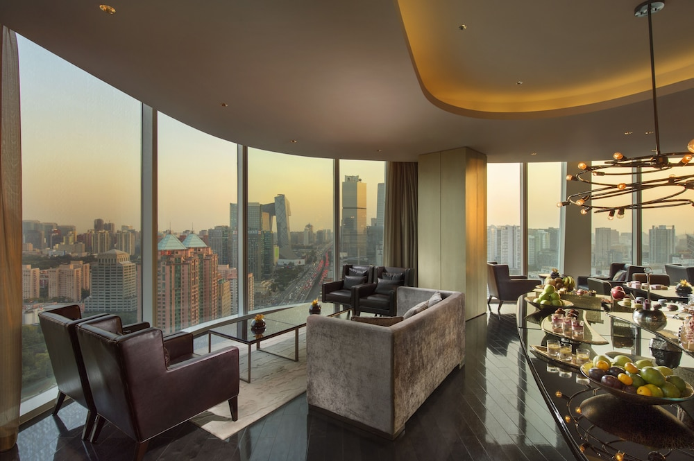Executive Lounge, Conrad Beijing