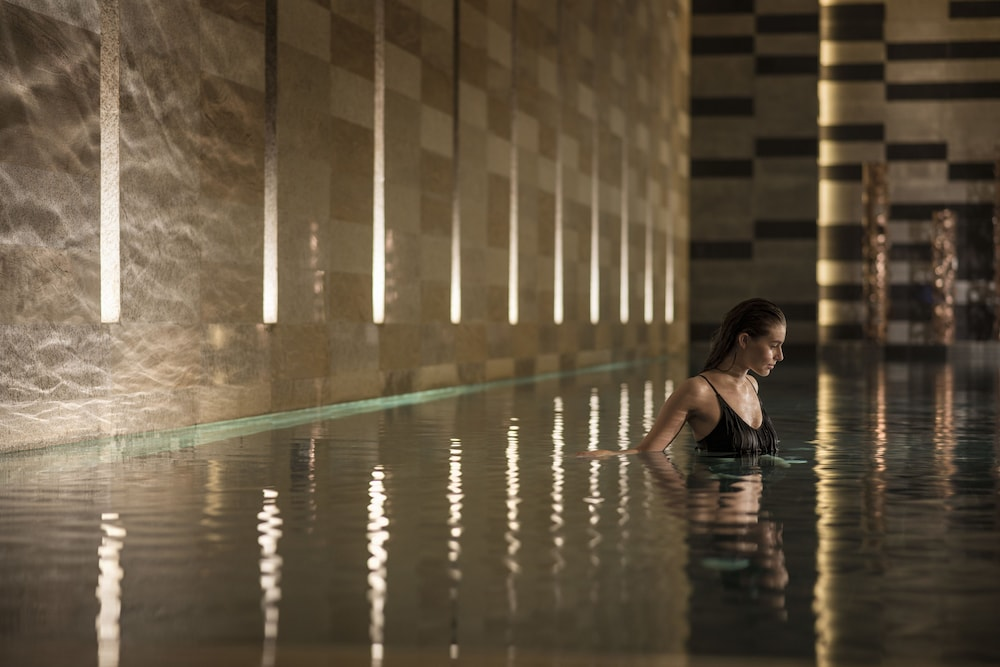 Indoor Pool, Conrad Beijing