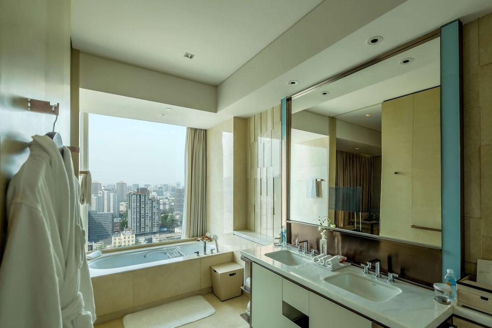 Bathroom, Conrad Beijing