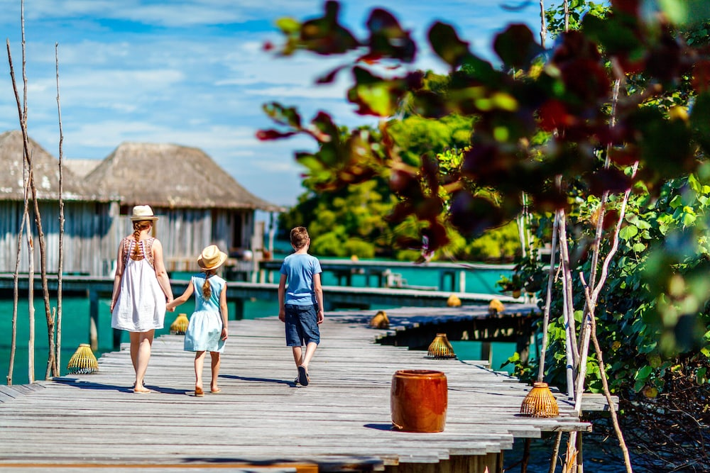Children's Activities, Song Saa Private Island