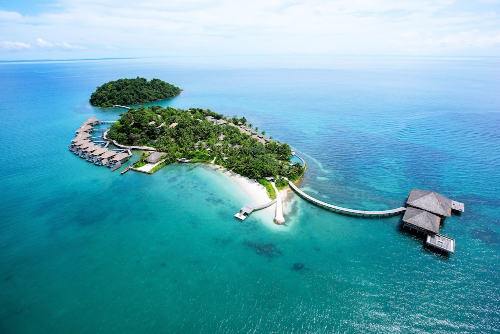 Aerial View, Song Saa Private Island