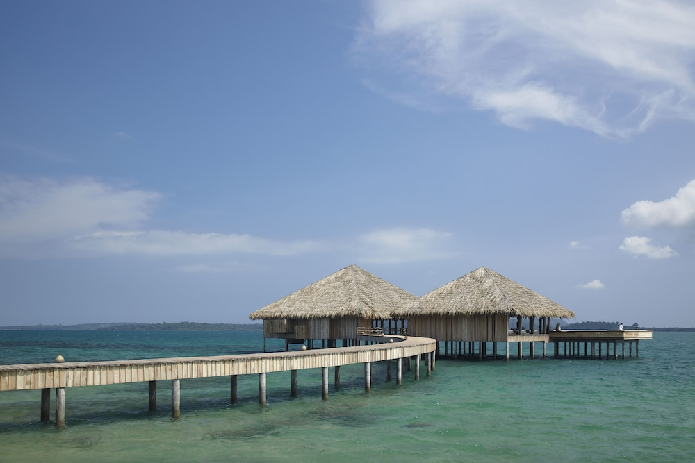 Exterior, Song Saa Private Island